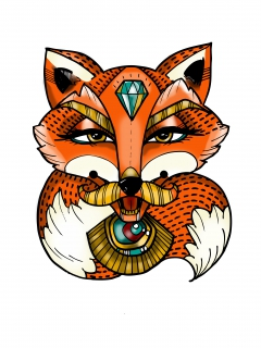 jewelry fox