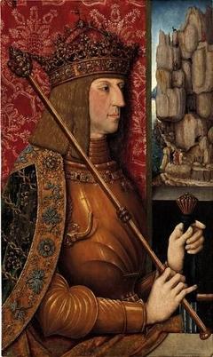 Kaiser Maximilian I. (Kopie nach)