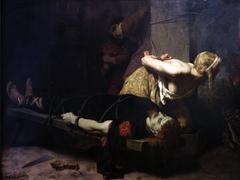La mort de Chramm