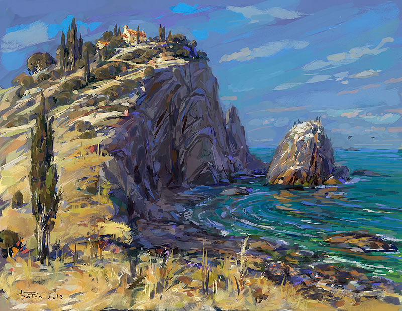 Landscape Kleki