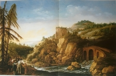 Landscape with the Robbery of a Horseman