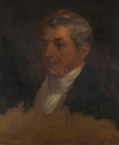 Loammi Baldwin, Jr. (1780-1838); verso: Study for Female Head