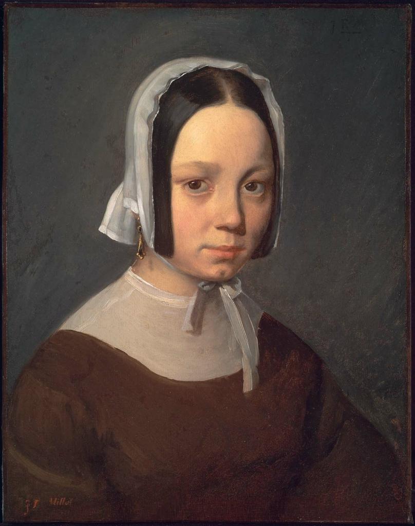 Madame J.-F. Millet (Pauline-Virginie Ono)