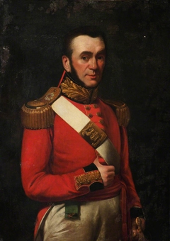 Major Frederick Waters RM (1778-1845)