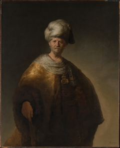 Man in Oriental Costume