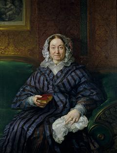 María Francisca de la Gándara, Countess widow of Calderón