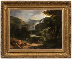 Marmore Falls, Near Terni, Italy