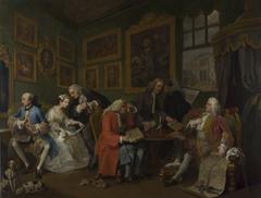 Marriage à-la-mode: 1. The Marriage Settlement