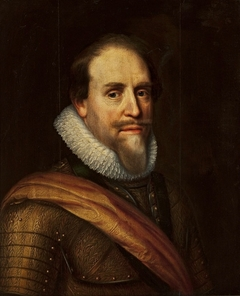 Maurice of Nassau, Prince of Orange