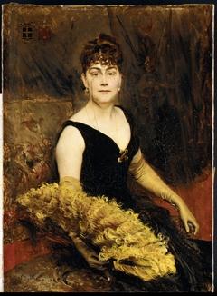 Mrs. Charles Warren-Cram (Ella Brooks Carter, 1846–1896)