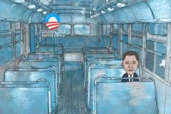 Obama 2012 - making history