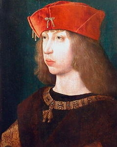 Philippe le Beau, archiduc d'Autriche