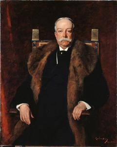 Portrait d'Augustus Gurnee