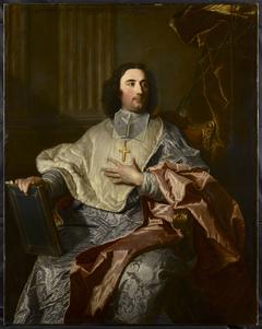 portrait de Charles d'Orléans abbé de Rothelin