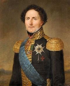Portrait de Charles Jean Bernadotte, roi de Suède