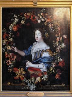 Portrait de Françoise Angélique de la Mothe Houdancourt, duchesse d'Aumont