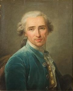 Portrait de Joseph Benoît Suvée
