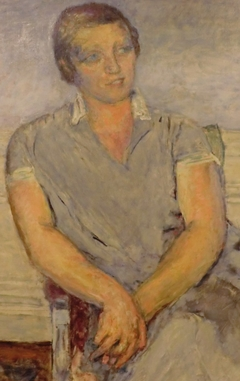 Portrait de Madame Henri Jean Arthur Fontaine