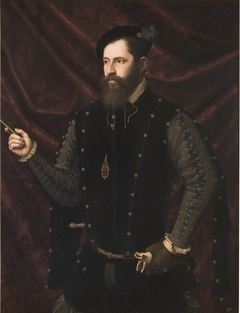 Portrait of a Knight of the Order of Santiago