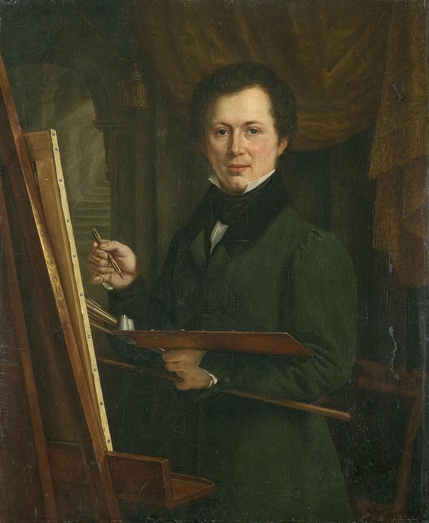 Portrait of a Painter