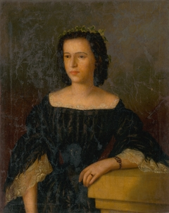 Portrait of a Younger Woman