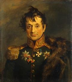 Portrait of Alexander Ya. Knyazhnin (1771-1829) (1st)