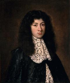 Portrait of Bertrand de Souhigaray