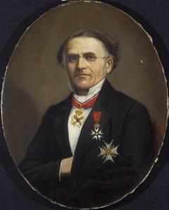Portrait of Carl Wilhelm Boeck