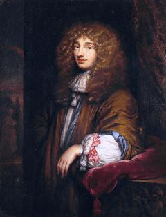 Portrait of Christiaan Huygens