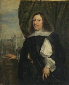 Portrait of David II Teniers