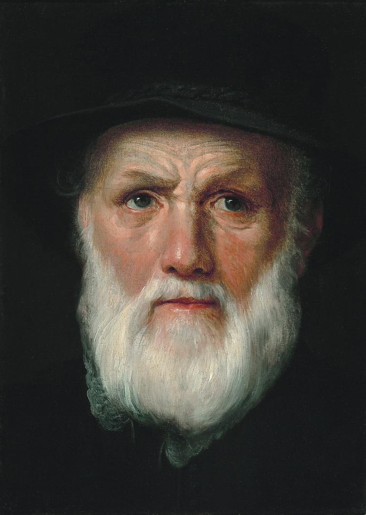 Portrait of Dirck Volckertsz. Coornhert