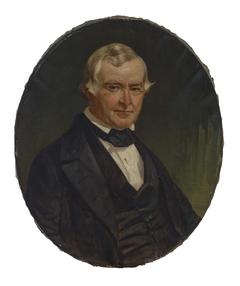 Portrait of Dr. Charles G. McLean