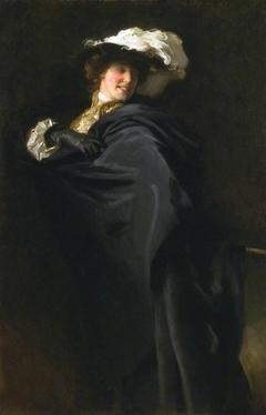 Portrait of Ena Wertheimer: A Vele Gonfie