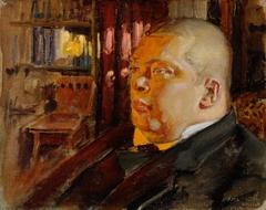 Portrait of Eric O. W. Ehrström