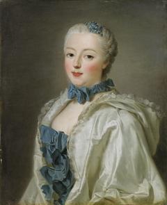 Portrait of Francoise-Marguerite de Sevigne