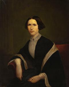 Portrait of Harriet Clark Ferrell