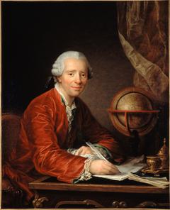 Portrait of Jean Le Rond d'Alembert