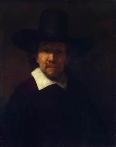 Portrait of Jeremias de Decker