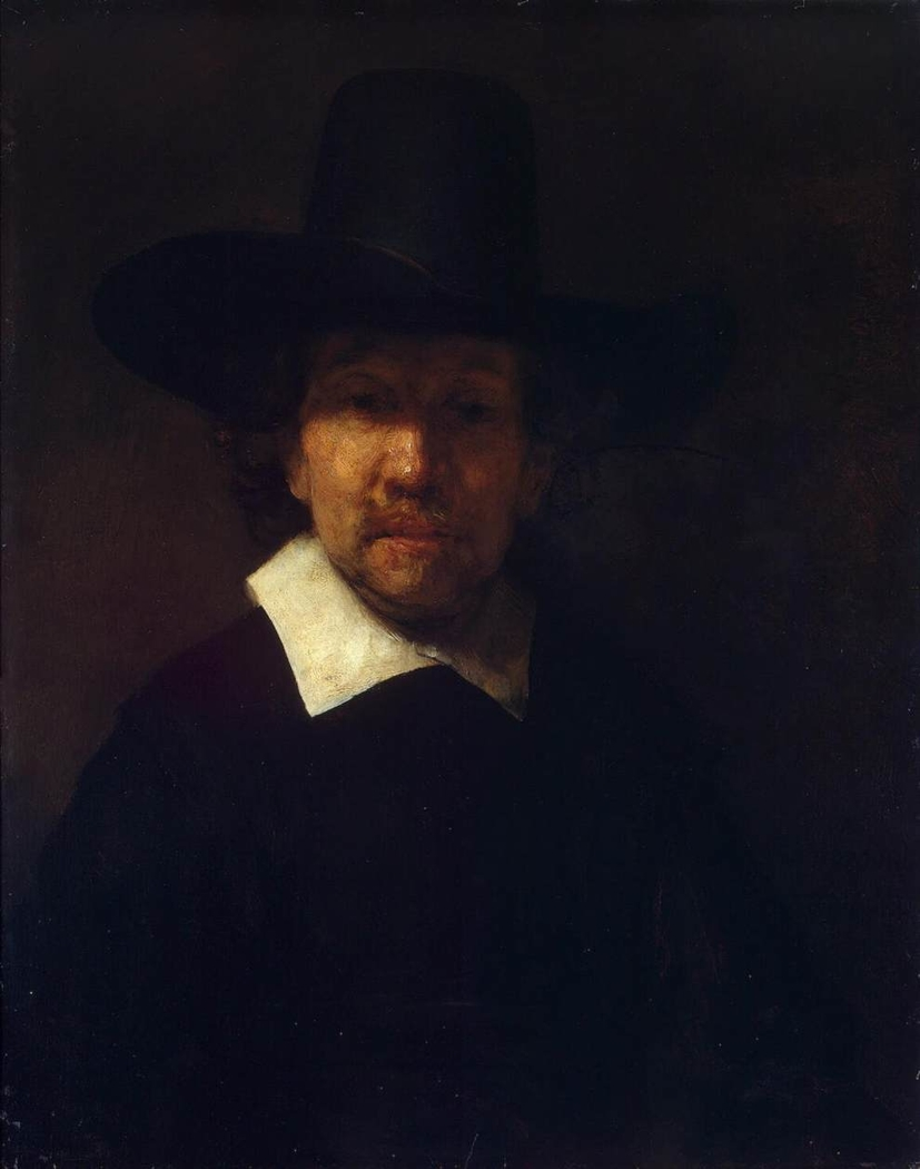 Portrait of Jeremias de Decker