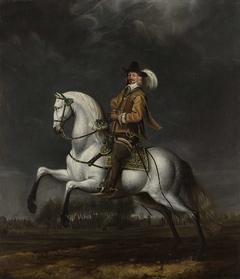 Portrait of Johan Wolfert van Brederode (1599-1655)
