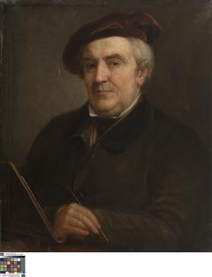 Portrait of Johannes Van Acker