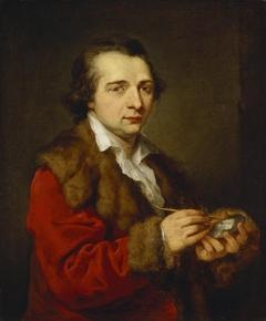 Portrait of Karl Leberecht (?)