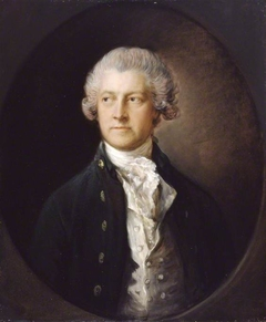 Portrait of Lewis Bagot, Bishop of Bristol (1740-1802)