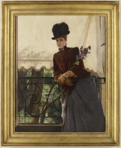 Portrait of Mademoiselle Dubois