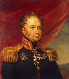 Portrait of Mikhail F. Vlodek (1780-1849)