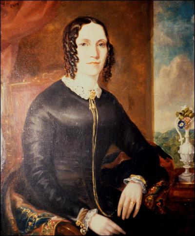 Portrait of Missy Kieps