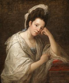Portrait of Mrs Helen (Dorothea Daniel) (d.1806)