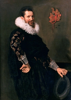 Portrait of Paulus van Beresteyn