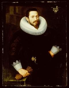 Portrait of Pieter Ostermaan, 1627