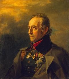 Portrait of Pyotr K. Suchtelen (1751-1836) (1st)